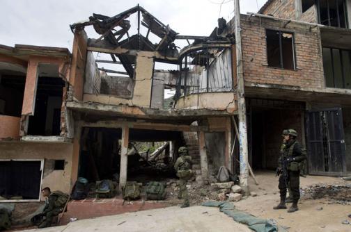 Llegada de Policía a El Mango, Cauca, podría causar desplazamiento masivo