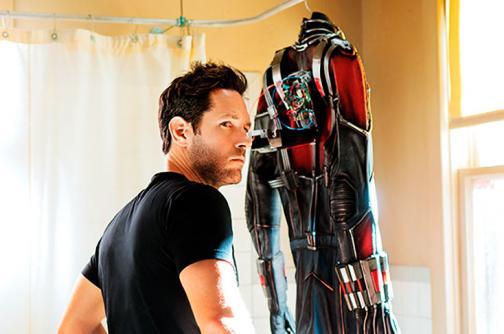 'Ant-man: El hombre hormiga' encabeza la taquilla norteamericana
