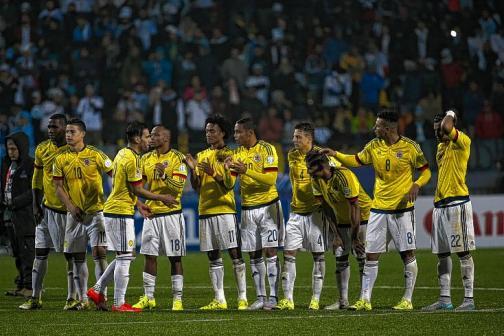 La Selección Colombia tendría seis partidos en lo que resta del 2015
