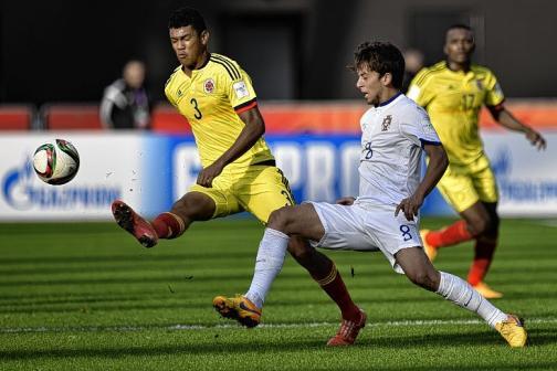 """""""Queríamos más, pero no anotamos"""": Carlos Piscis Restrepo, DT Colombia Sub-20"""