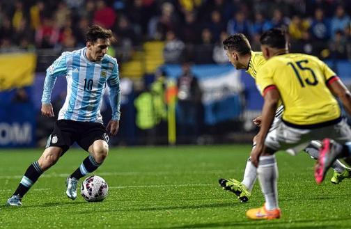 Con Lionel Messi, Argentina buscará la final de la Copa América