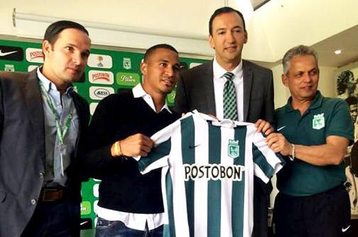 Macnelly Torres regresa al Atlético Nacional