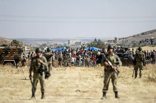 Estado Islámico mata a 146 civiles en la ciudad siria de Kobane