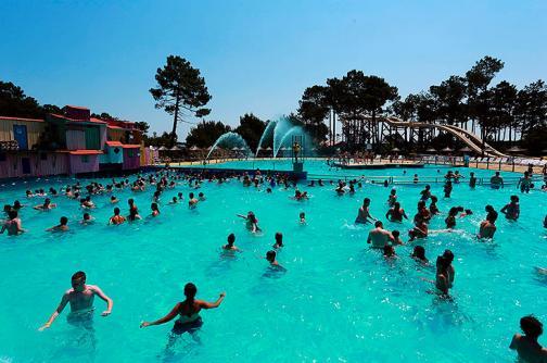 En fotos: así sobreviven los europeos a la fuerte ola de calor