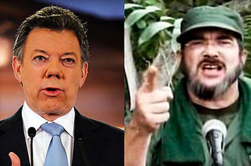 Piden reunión de Santos y 'Timochenko' para fortalecer proceso de paz
