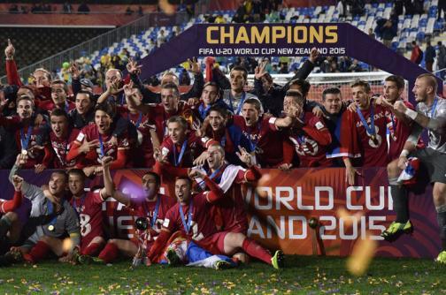 Serbia hace historia con su primer título Mundial Sub 20