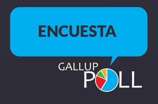 Encuesta Gallup: ¿cree usted que en Colombia están mejorando o empeorando las cosas?