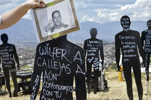 'La Escombrera' desenterraría la historia de guerra de Medellín