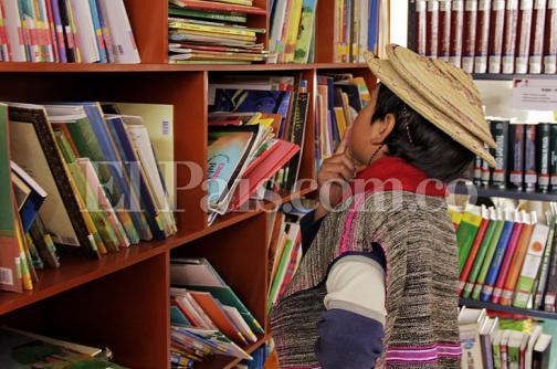 En fotos: un viaje a la biblioteca Misak Misak del resguardo Guambía en Silvia, Cauca