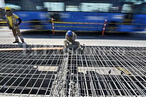 Conozca el plan de desvíos por cierre de megaobra de la Calle 70 con Carrera 8