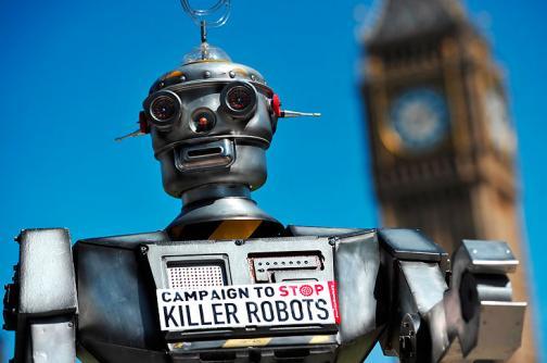 Científicos de todo el mundo piden prohibir los 'robots asesinos'
