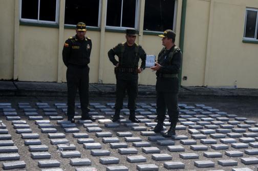 Desarticulan banda dedicada al envío de droga hacia Panamá