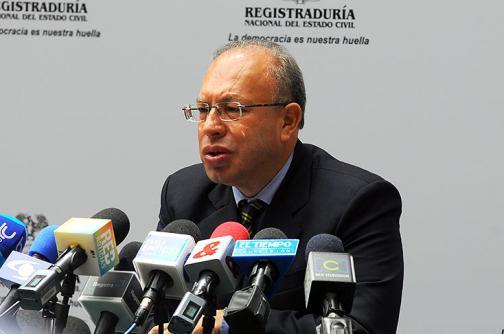 Registraduría implementa herramienta de búsqueda de candidatos para elecciones