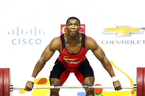 Óscar Figueroa alcanzó el oro en los Juegos Panamericanos