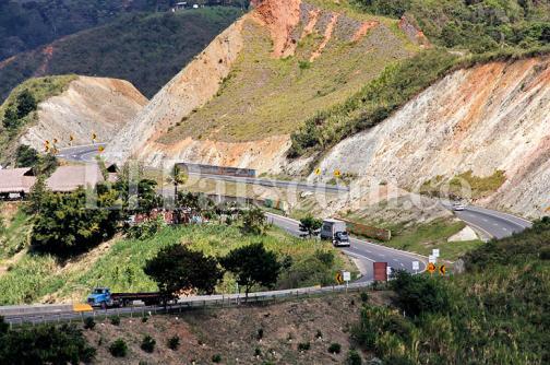 ¿Cómo avanzan las obras de la doble calzada entre Buga y Buenaventura?