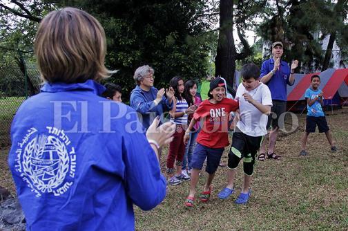 200 jóvenes estarán reunidos en el 'Campamento por la paz' en Pance