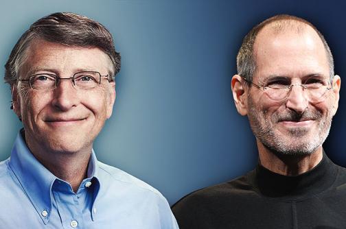 Gates vs Jobs: así debutará la miniserie 'Mentes Brillantes'