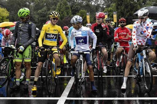 Nairo Quintana y Chris Froome volverán a verse en la Vuelta a España