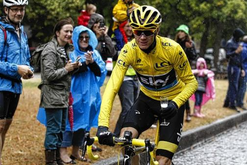 """""""Chris Froome fue objeto de agresiones en el Tour de Francia"""": Presidente UCI"""