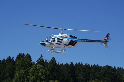 Ejército encontró helicóptero robado en el Valle del Cauca