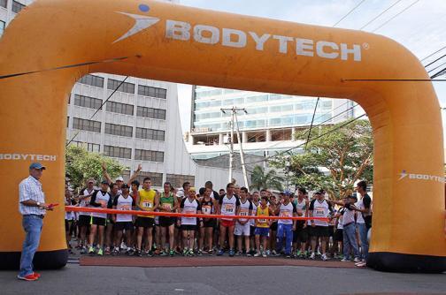 Expedición Bodytech llega a Cali