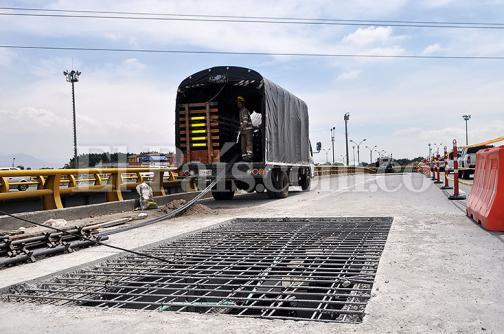 Puente de la Calle 70 con Carrera 8 tendrá tres cierres