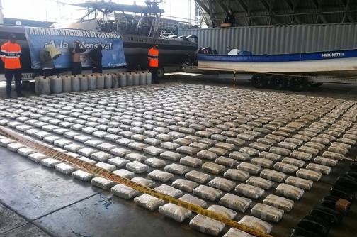 Armada incauta más de 700 kilos de marihuana en Buenaventura
