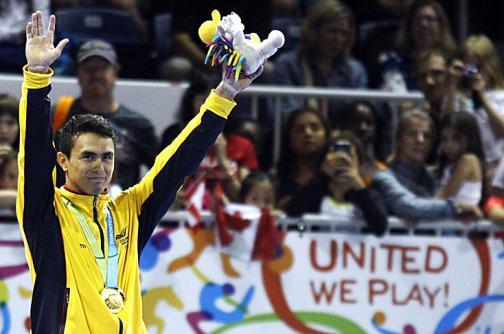 Jossimar Calvo trazó para Colombia el camino dorado de los Juegos Panamericanos