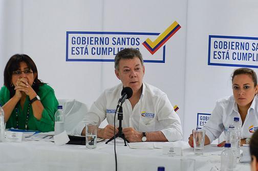 Suspensión de bombardeos no es un cese bilateral escondido: presidente Santos