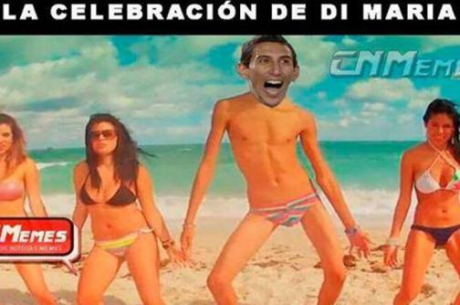 Los memes no fueron compasivos con Paraguay, tras caer goleado ante Argentina