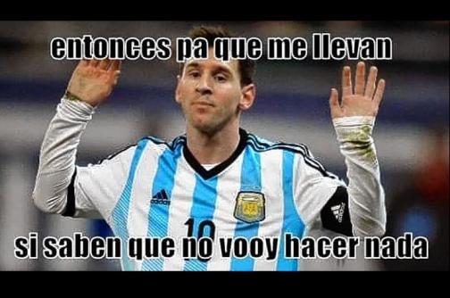 Vea los memes de la final de la Copa América entre Chile y Argentina