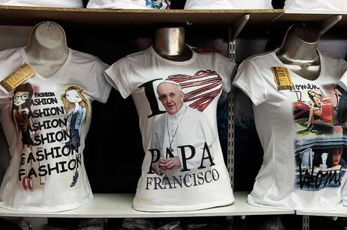 """Tras protestas, Ecuador está """"repleto de alegría"""" por visita del papa"""