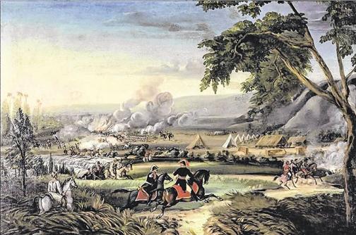 La de 'El Palo', una importante batalla caucana que la historia ignoró