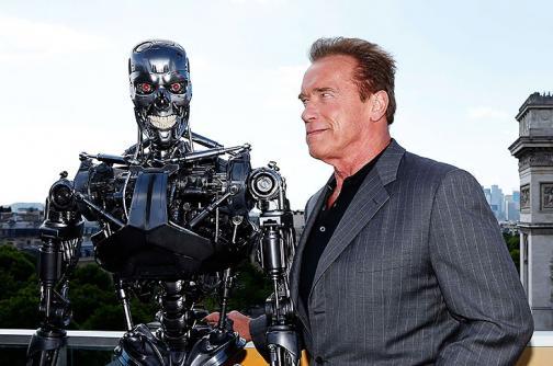 Arnold Schwarzenegger cuenta cómo se siente volver a interpretar 'Terminator'