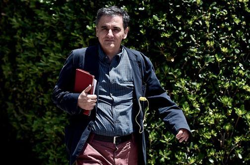 Euclide Tsakalotos, nuevo ministro de Finanzas de Grecia
