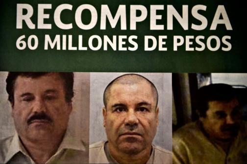 Autoridades de América, Europa y Australia se unen a la 'cacería' del 'Chapo'