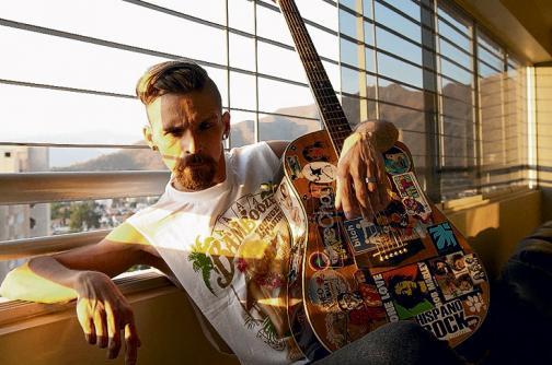 René Velazco, ex 'Salserín', presenta su nuevo sencillo musical