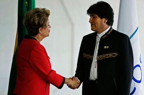 Presidentes del Mercosur buscan revitalizar el bloque en cumbre de Brasil