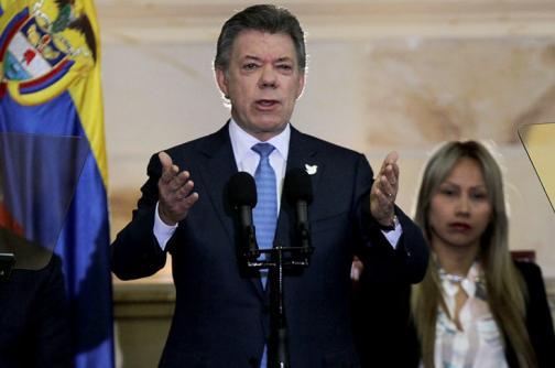 """Santos declara guerra a la minería ilegal, """"negocio que mueve 7 billones de pesos"""""""