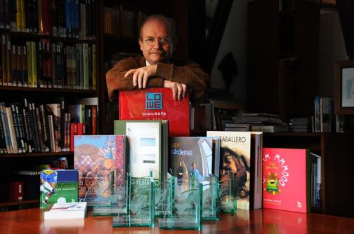 Editorial colombiana arrasa en los 'International Latino Book Awards'