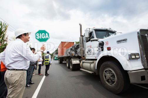 Agilizarán el tráfico de carga en Buenaventura