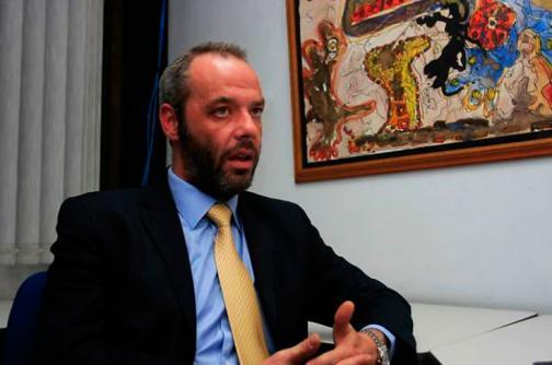 Aplazada audiencia preparatoria de juicio contra Alessandro Corridori
