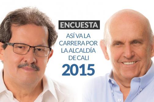 Encuesta: empate técnico entre Garzón y Armitage en carrera por la Alcaldía