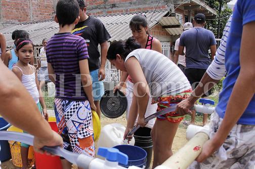 Más de 300 municipios están en peligro de desabastecimiento de agua: Minvivienda