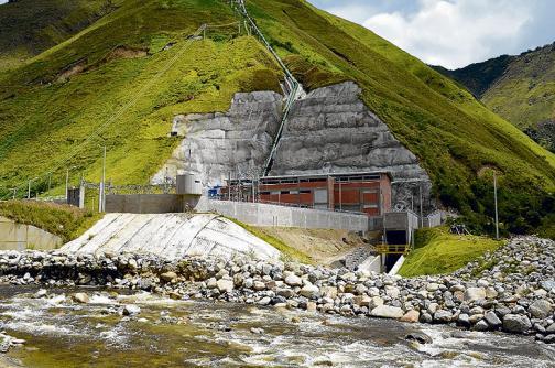 Epsa puso en marcha una nueva central hidroeléctrica en Tolima