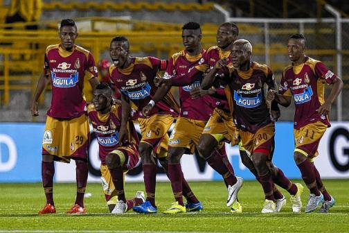 Deportes Tolima clasificó con lo justo en Copa Suramericana