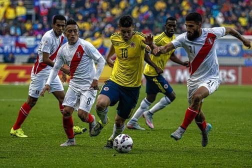 Confirmados horarios para partidos de la Selección Colombia