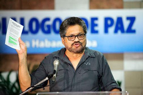 Farc arremeten contra propuesta de 'congresito' para refrendar acuerdos de paz