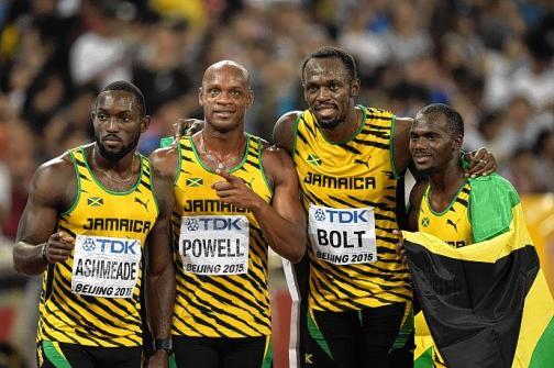 Usain Bolt confirmó que es el mejor atleta del mundo