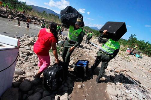 Crisis en la frontera entre Colombia y Venezuela será discutida hoy en la OEA